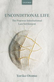Cover for   Unconditional Life