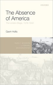 Cover for   The Absence of America