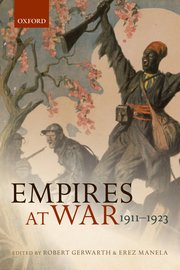 Cover for   Empires at War