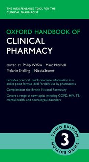 Cover for   Oxford Handbook of Clinical Pharmacy
