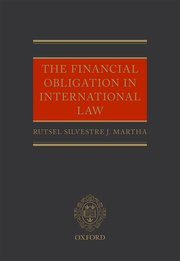 Cover for   The Financial Obligation in International Law