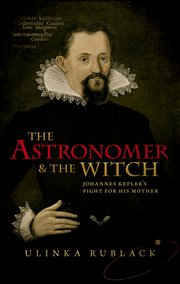 Cover for   The Astronomer and the Witch