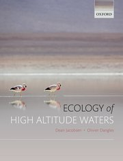Cover for   Ecology of High Altitude Waters
