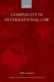 Cover for   Complicity in International Law