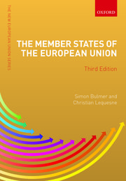 Cover for   The Member States of the European Union