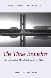 Cover for   The Three Branches