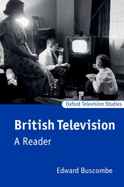 Cover for   British Television