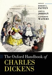 Cover for   The Oxford Handbook of Charles Dickens