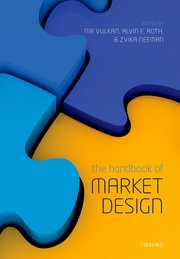 Cover for   The Handbook of Market Design