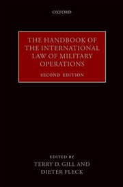 Cover for   The Handbook of the International Law of Military Operations
