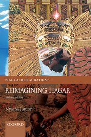 Cover for   Reimagining Hagar