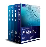 Cover for   Oxford Textbook of Medicine