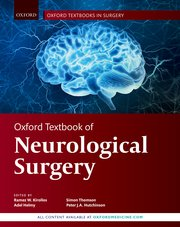 Cover for   Oxford Textbook of Neurological Surgery