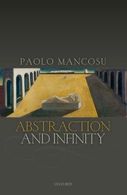 Cover for   Abstraction and Infinity