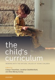 Cover for   The Childs Curriculum