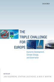 Cover for   The Triple Challenge for Europe