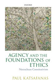 Cover for   Agency and the Foundations of Ethics