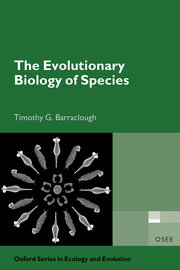 Cover for   The Evolutionary Biology of Species