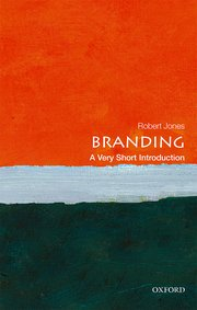 Cover for   Branding: A Very Short Introduction