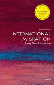 Cover for   International Migration: A Very Short Introduction