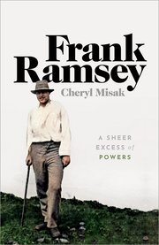 Cover for   Frank Ramsey