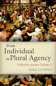 Cover for   From Individual to Plural Agency