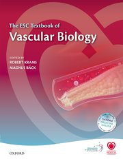 Cover for   The ESC Textbook of Vascular Biology