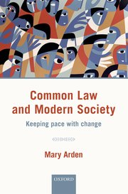 Cover for   Common Law and Modern Society