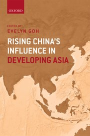 Cover for   Rising Chinas Influence in Developing Asia