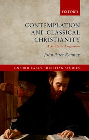 Cover for   Contemplation and Classical Christianity