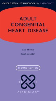 Cover for   Adult Congenital Heart Disease
