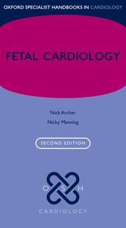 Cover for   Fetal Cardiology