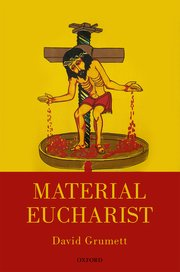 Cover for   Material Eucharist
