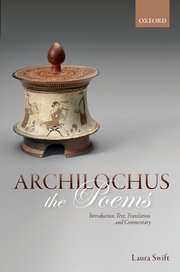 Cover for   Archilochus: The Poems