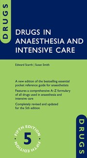 Cover for   Drugs in Anaesthesia and Intensive Care