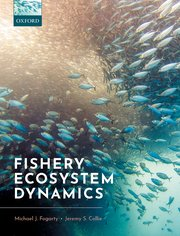 Cover for   Fishery Ecosystem Dynamics
