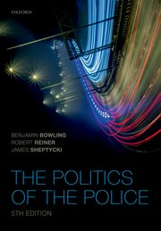 Cover for   The Politics of the Police