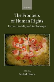 Cover for   The Frontiers of Human Rights