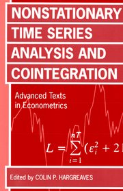 Cover for   Non-Stationary Time Series Analysis and Cointegration