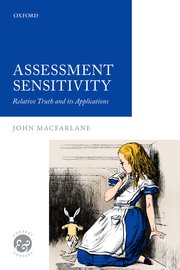 Cover for   Assessment Sensitivity