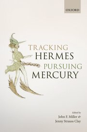 Cover for   Tracking Hermes, Pursuing Mercury