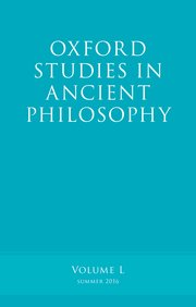 Oxford studies in ancient philosophy volume 50 hardcover victor cover for oxford studies in ancient philosophy volume 50 fandeluxe Images