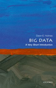 Cover for   Big Data: A Very Short Introduction