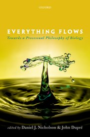 Cover for   Everything Flows
