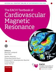 Cover for   The EACVI Textbook of Cardiovascular Magnetic Resonance