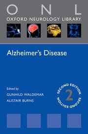 Cover for   Alzheimers Disease