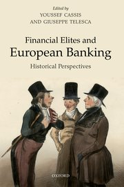 Cover for   Financial Elites in European Banking