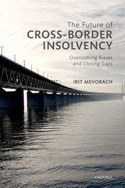 Cover for   The Future of Cross-Border Insolvency