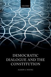 Cover for   Democratic Dialogue and the Constitution
