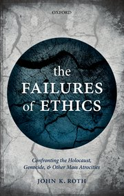 Cover for   The Failures of Ethics